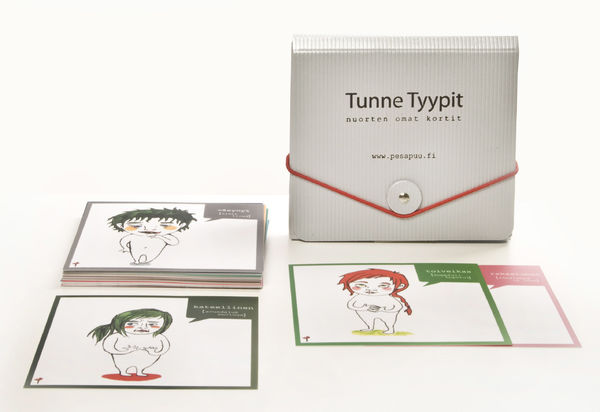 Tunne tyypit